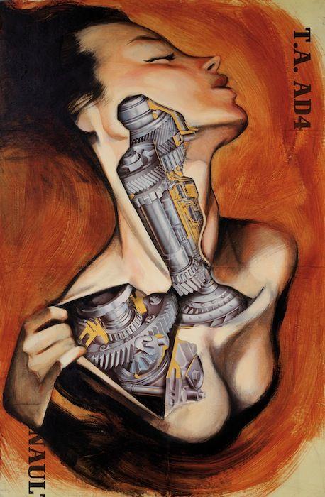 Anatomías | Fernando Vicente