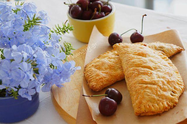 Kitchen Stories: Fresh Cherry Pies