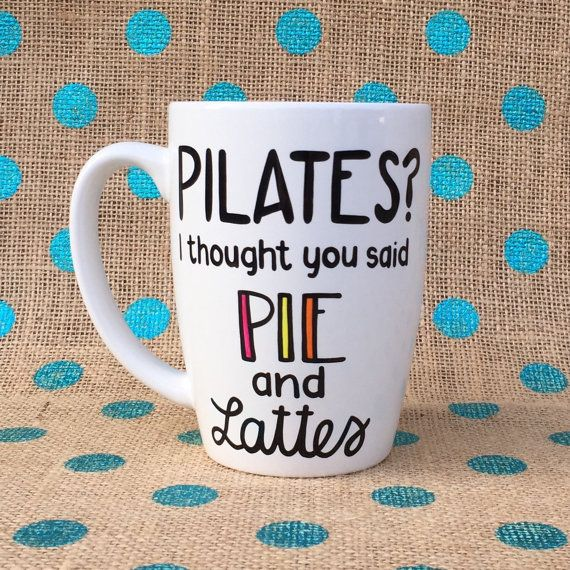 Start your day with a little humor! ---------------------Product Details------------------------ ►This listing is for one white, 14 oz. ceramic
