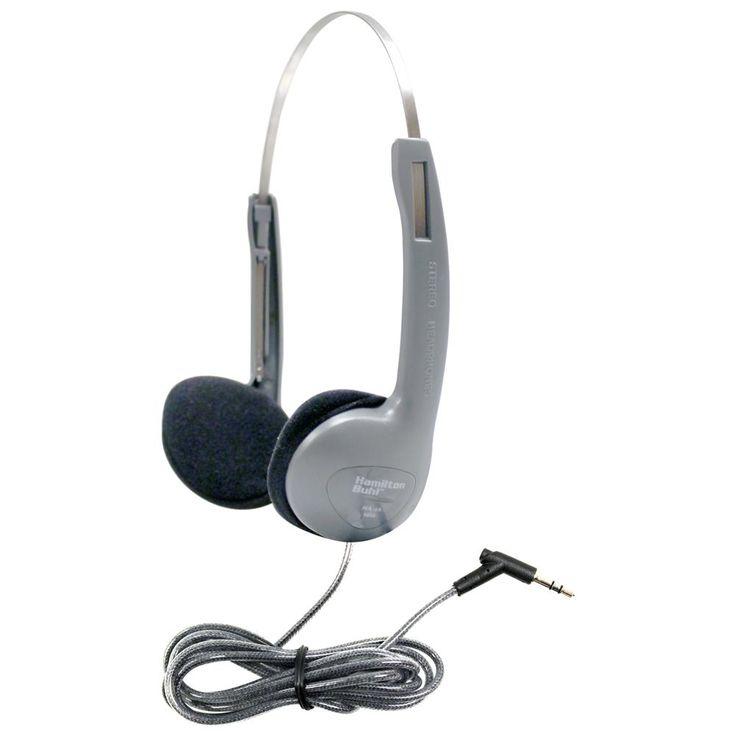 Hamilton Buhl Personal On-Ear Stereo Headphone   MaxStrata