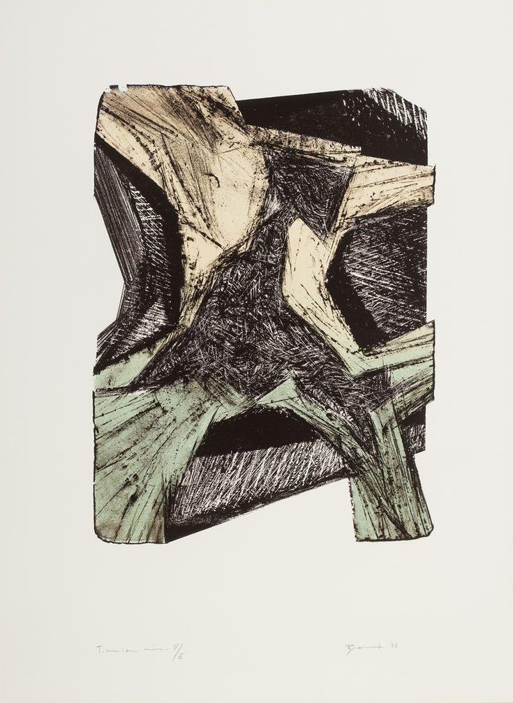 Timi em Mim 1978 | Maria Bonomi serigrafia sobre papel, c.i.d. 67.00 x 49.00 cm