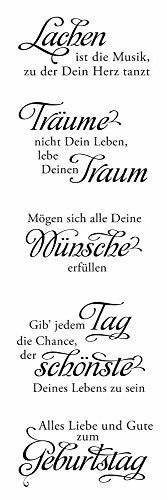 Clear Stamp-Set Stempel-Gummi Karten-Kunst Weise Worte zu... https://www.amazon.de/dp/B01AT7Z6XY/ref=cm_sw_r_pi_dp_x_rmiPxbCEK5YTG