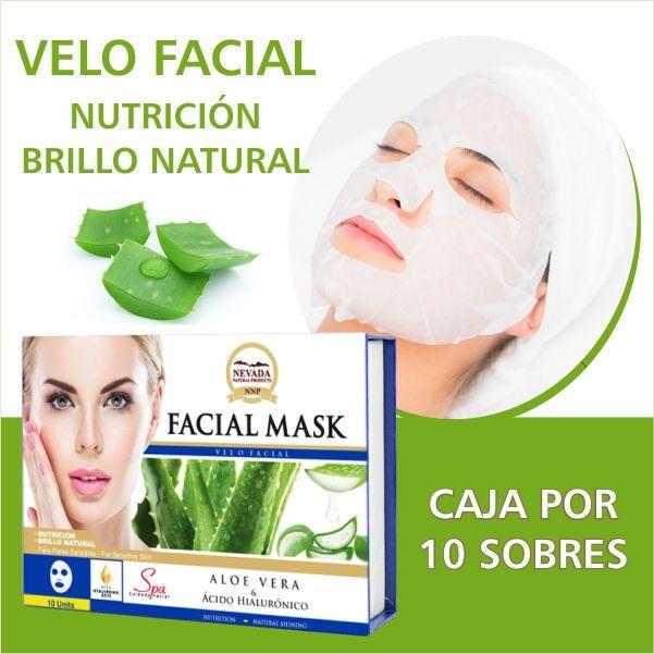 Limpie el rostro con agua, aplique la mascarilla facial en una posición cómoda, deje actuar de 15 a 20 minutos y  luego retire. Se recomienda su uso de 4 a 5 veces por semana para un mejor resultado.