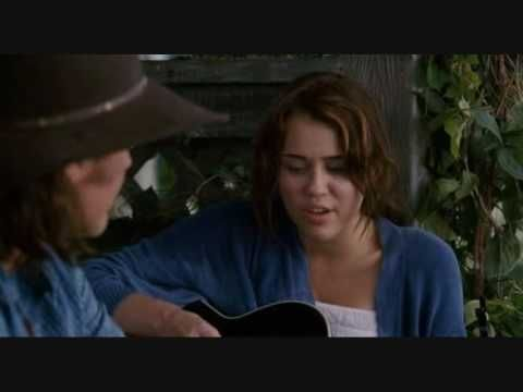 Butterfly Fly Away - Hannah Montana [Official Video]... This song always make me tear up.