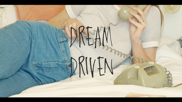 DREAM DRIVEN - 80s Inspired Outfit Film // Bella Snape