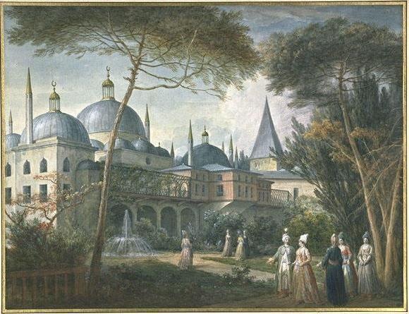 Topkapı Sarayı, III. Avlu