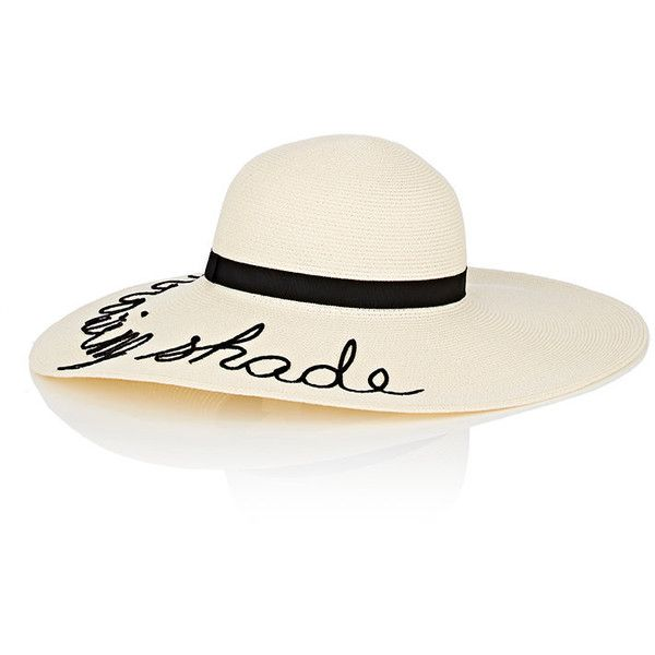 Eugenia Kim Bunny Floppy Sun Hat | Barneys New York ❤ liked on Polyvore featuring accessories, hats, floppy sun hat, sun hat, beach hat, bunny hat and flop hat