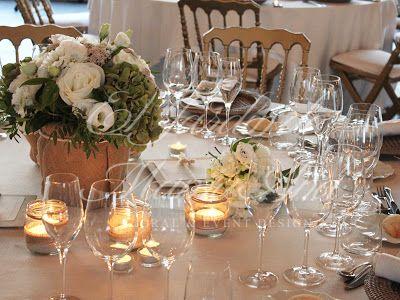 Detalle de la mesa principal. Weddings in Spain. www.eljardindemam... Facebook: www.facebook.com/... Blog: eljardindemamaana