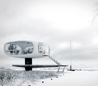 Ulrich Müther | Ulrich Müther, Beachwatch Rescue Tower, Binz, Rügen Island, Germany ...