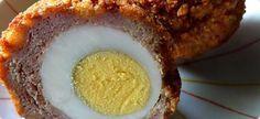 Receita Ovos Escoceses | As Minhas Receitas