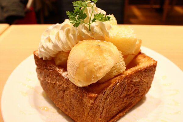 """デニッシュ食パンの""""ハニトー""""だって!?"""