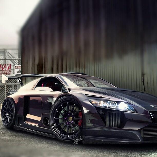 Can you name this Beautiful Car?