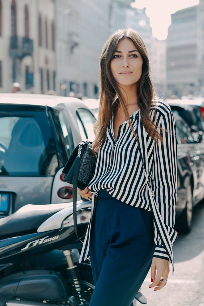 The perfect outfit! / Street looks à la Fashion Week 2016 Milan