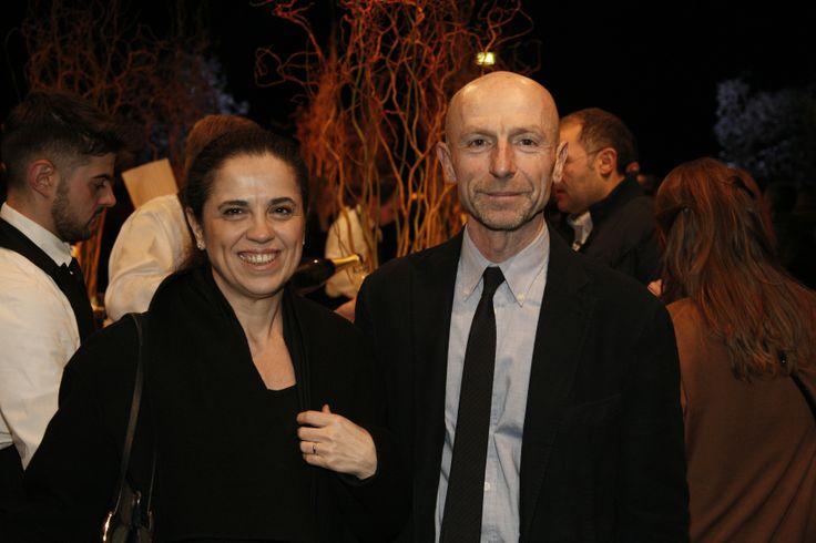 Chiara Modini e Stefano Giordano #stileitaliano #NeroGiardini