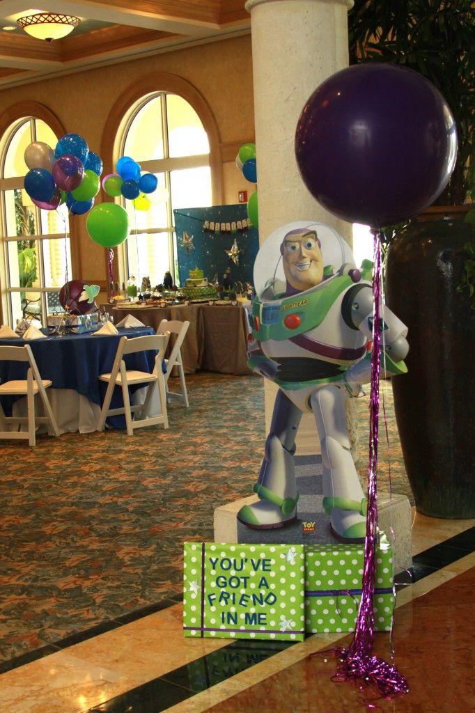 Buzz Lightyear party ideas