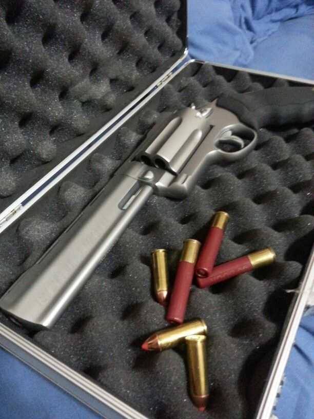 My favorite handgun. Taurus Raging Judge Magnum.