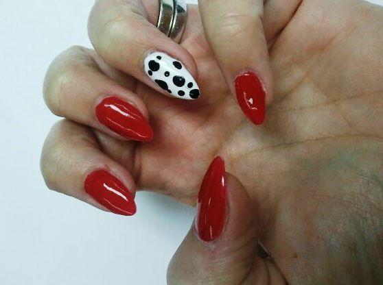 Cruella de Vil   Nails of the Day