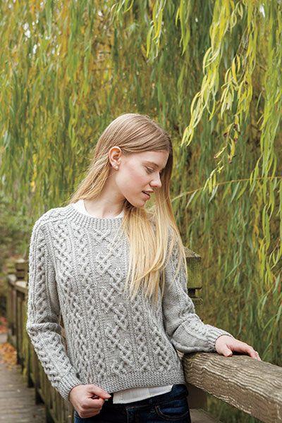 Barra Pullover Pattern