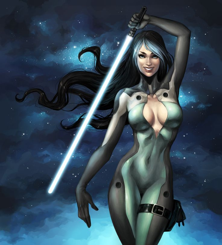 Sexy star wars by name