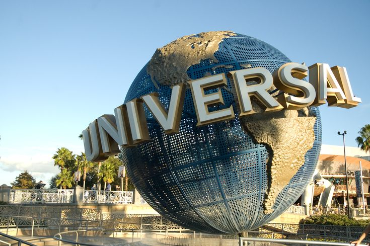 Universal Studios Orlando. Best place I've ever been no doubt, loved it.
