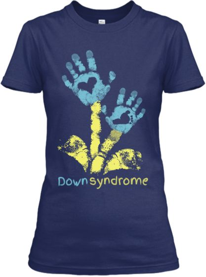 Limited Edition-Down syndrome awareness