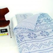 Bedline with knitting patterns: Hard Surface, Knitting Patterns, Bedding Based, Cross Stitch, Classic Scandinavian, Mooi Bedlinnen, Inspiration Bedding, Nordic Inspiration