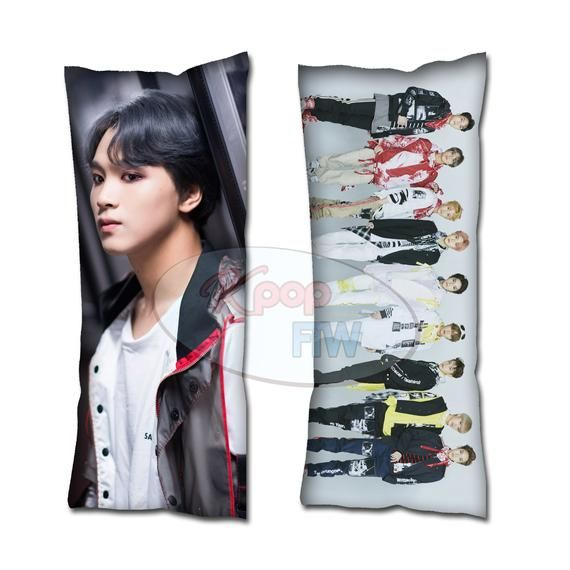 Nct 127 2019 World Tour Haechan Body Pillow Nct 127 Kpop Body Pillow Kpopbodypillow Haechanbodypillow Nctzen Doyoung Nct1 Body Pillow Nct 127 Nct