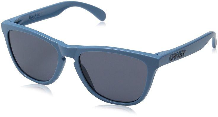 Oakley Frogskins Sunglasses Blue/grey