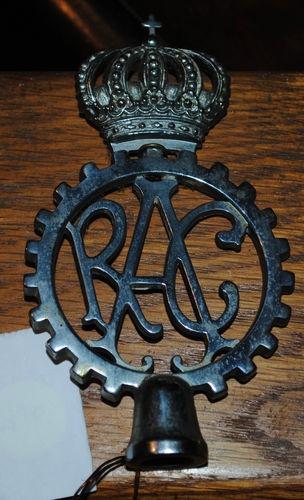 RAC - ROYAL AUTOMOBILE CLUB - SPAIN