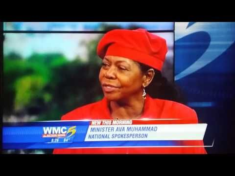 Memphis Justice Or Else Kick-Off Dr Ava Muhammad