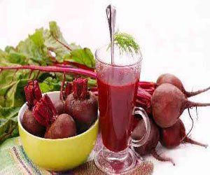 Have a look at variuos benefits of beetroot.