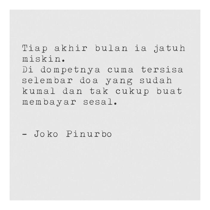 Joko Pinurbo