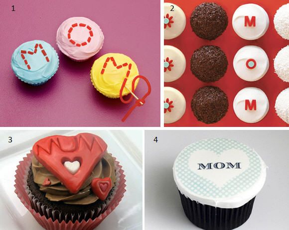 Not your average Mother's Day cupcakes! -Maura