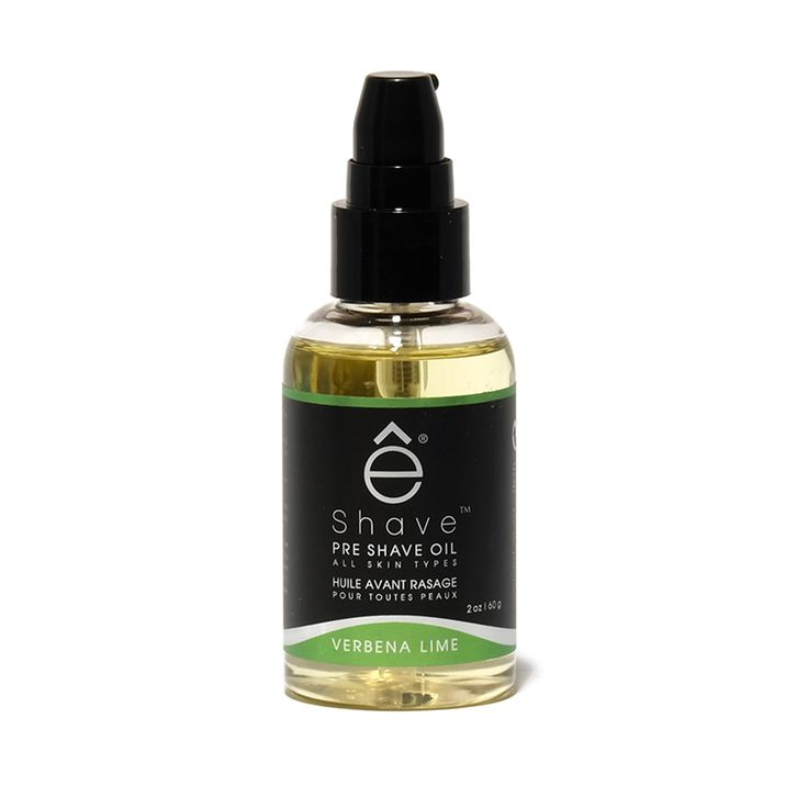 Pin Pre-Shave Oil; Verbena Lime