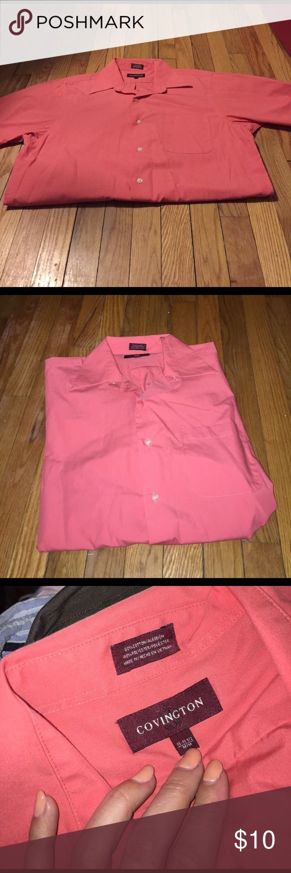 Short sleeved button down Perfect condition Covington Shirts Casual Button Down Shirts