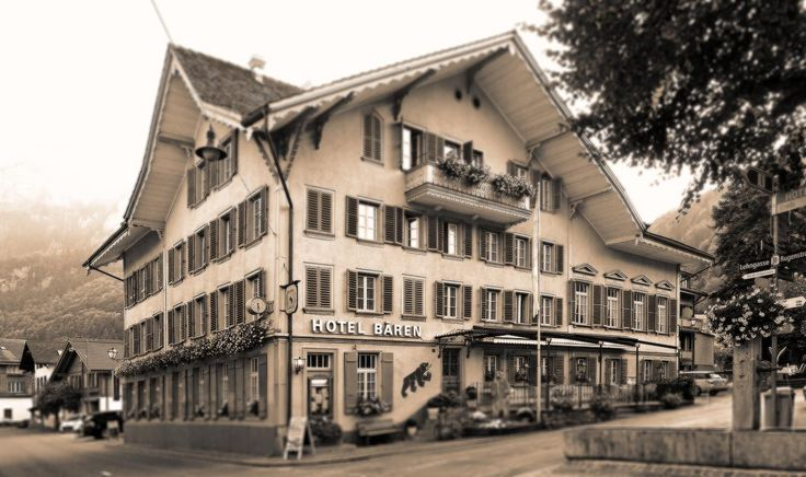 Hotel Bären Wilderswil - Interlaken