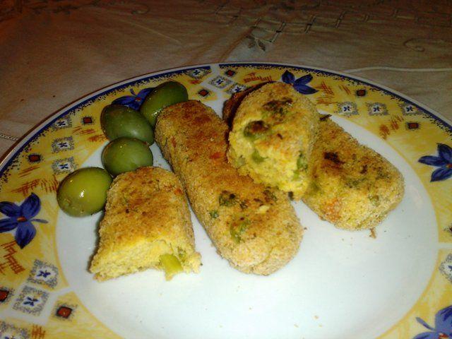 Bastoncini di lupini e verdure – Ricette Vegan – Vegane – Cruelty Free
