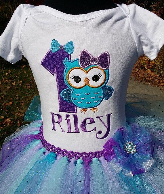 Birthday Shirt owl birthday personalized shirt by CountryClubGifts