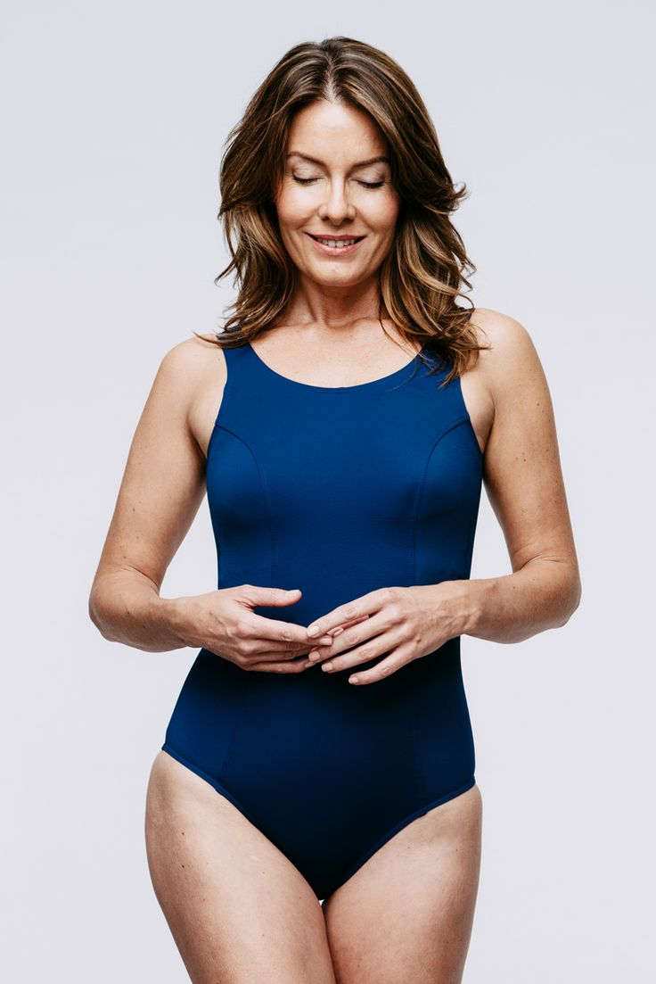 Lullebiegga Reine swimsuit (post-mastectomy swimwear, excellent in supporting a breast prosthesis or two)