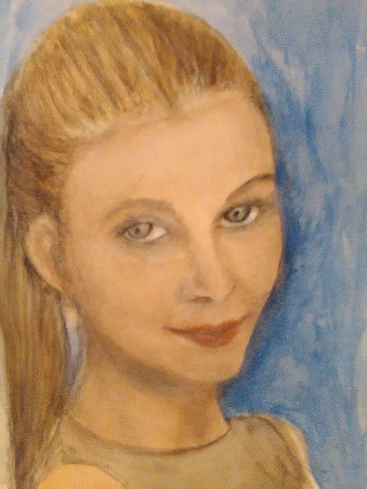 Kika akvarel
