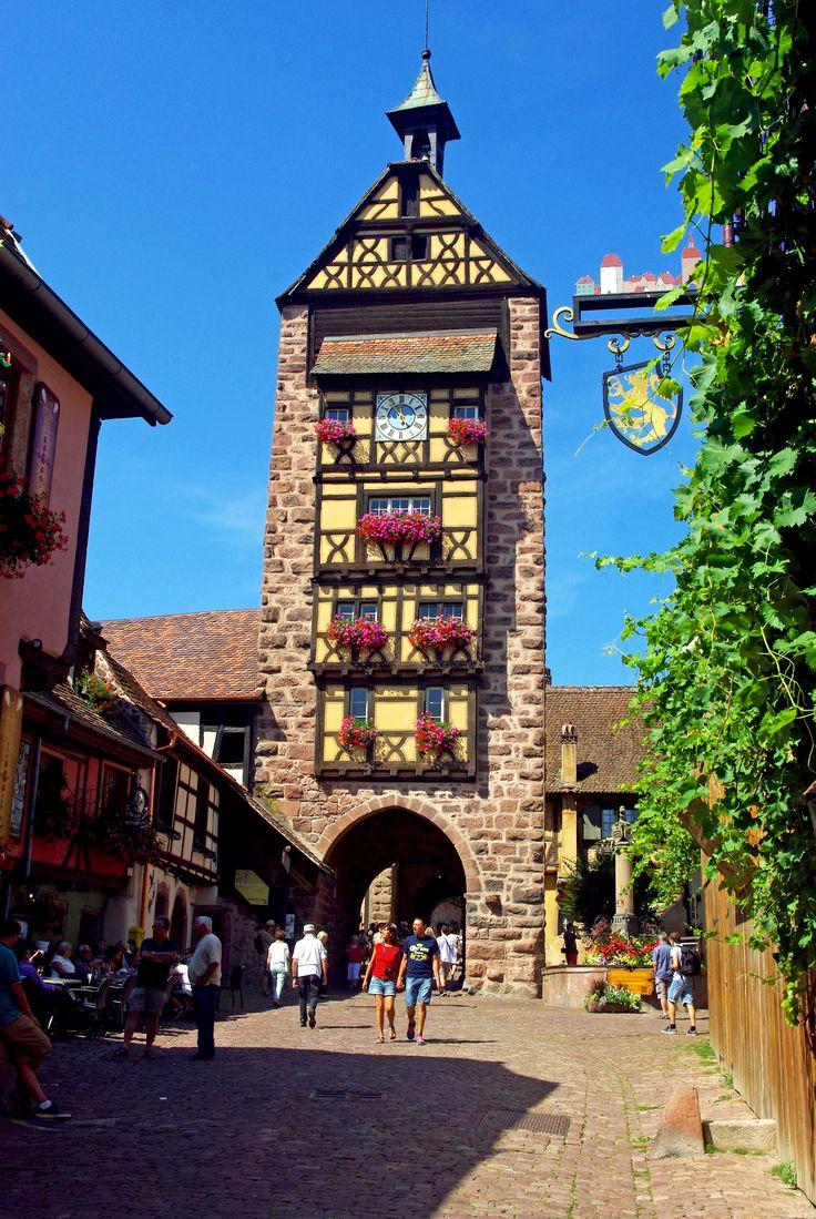 Mes bons plans pour visiter Riquewihr et passez un agréable moment à visiter un…