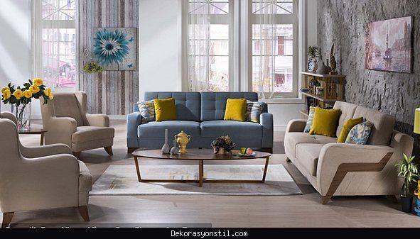 nice Bellona mobilya çekyat kanepe modelleri 2016