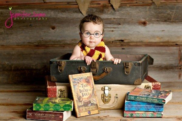 """Don't store him under the stairs. 