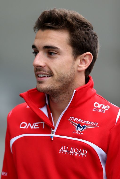 Getty Jules Bianchi of France and Marussia