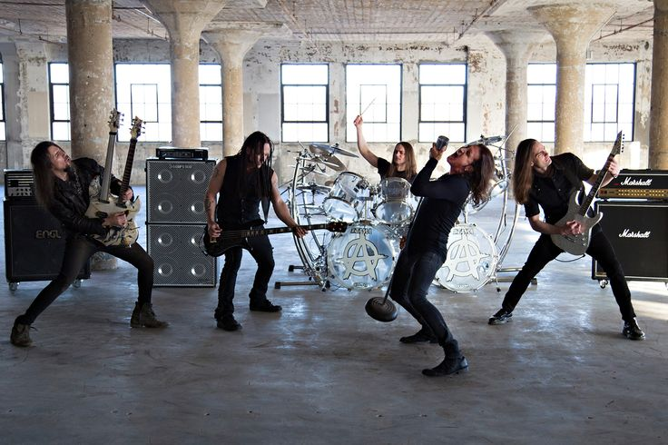 Art of Anarchy, 'Echo of a Scream' – Exclusive Video Premiere  Watch the electric performance in Art of Anarchy's 'Echo of a Scream' video.   Continue reading…  http://loudwire.com/art-of-anarchy-echo-of-a-scream-exclusive-video-premiere/