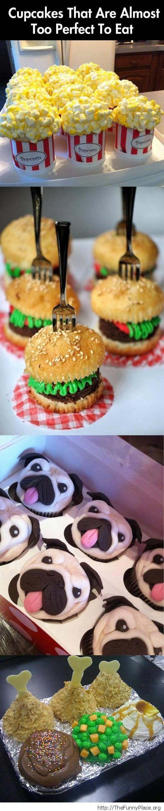 Cool Cupcake art (Cool Art Fun)