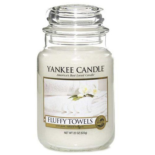 Yankee Candle Large Jar Candle, Fluffy Towel Yankee http://www.amazon.co.uk/dp/B004VMVXIQ/ref=cm_sw_r_pi_dp_caC9vb0RQRGPY