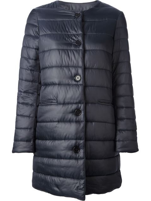 Shop Aspesi 'Trapuntone' padded coat in Mimma Ninni from the world's best independent boutiques at farfetch.com. Over 1000 designers from 60 boutiques in one website.