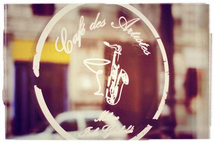 our logo on the window #window #logo #atmosphere