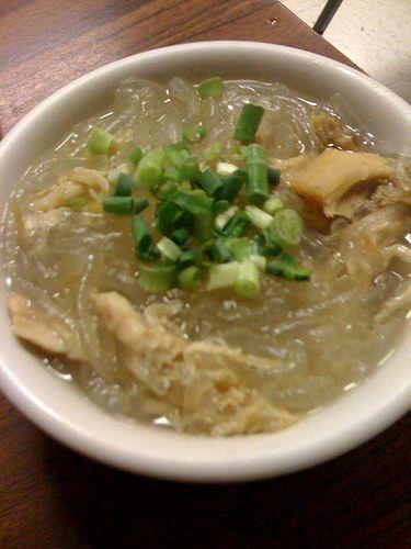 Hawaiian Style Chicken Long Rice
